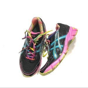 ASICS Rainbow Sneakers Sz 7.5